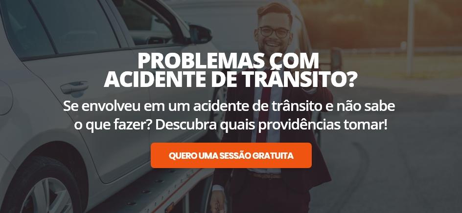 Problemas com acidente de trânsito? Descubra quais providências tomar